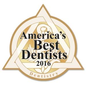Dentists 2016 Logo Emblem Gold75B