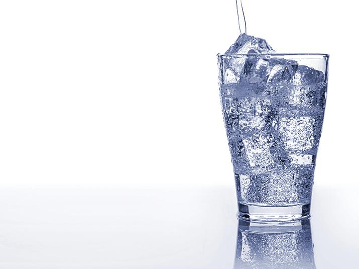sparkling water addict